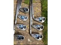 Callaway x22 golf irons