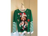 Xmas Jumper Unisex One Size Brand New with Tags