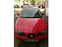 Seat Ibiza 1.2 2005 Petrol