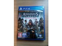 Assassins Creed Syndicate on PS4