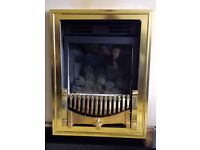 Matchless Heat Machine Four Sided Hole in the Wall Gas Fire