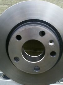 front disc and pads