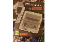 New 3DS XL Super Nintendo Edition