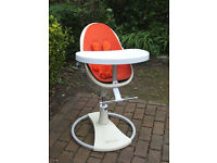 Bloom Fresco Contemporary Swivel High Chair - Baby Feeding Chair - Can deliver