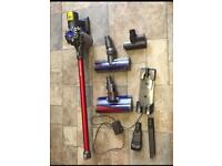 V6 total clean Dyson used in great condition