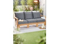 4 in 1 outdoor daybed bnib