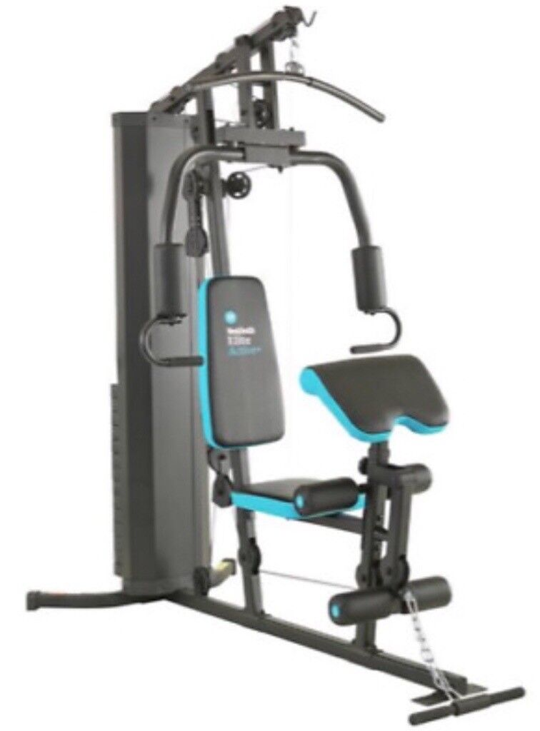 Home gym argos men s elite active only used few times part