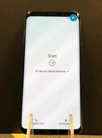 Samsung S9 Plus 128gb on EE