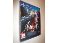 Nioh for PS4 for Sale £15