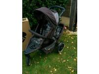 Phil & teds Dash buggy and Doubles kit for sale