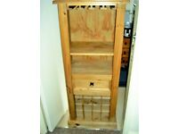 wine/drinks cabinet,