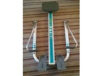 Rowing machine / exercise / fitness