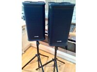 Line6 StageSource PA Speakers