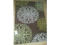 NEW DESIGNER MATRIX RUG 170X125 CM RRP £259.99