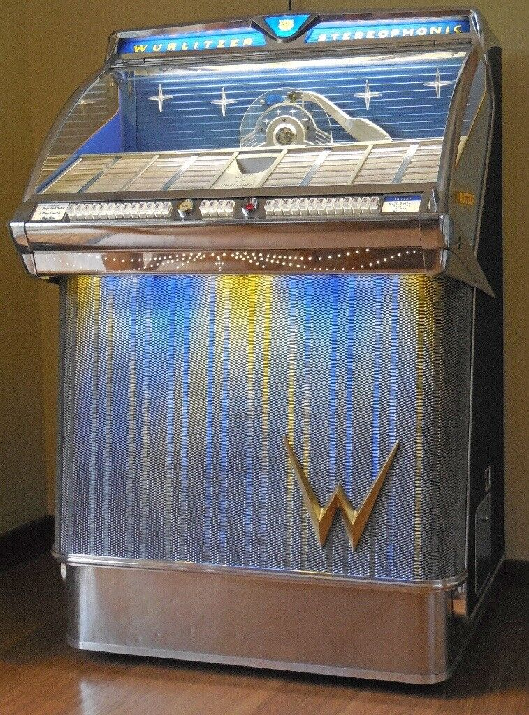 Wurlitzer Jukebox for sale  Model 2304 made in 1959 | in Woodley, Berkshire  | Gumtree