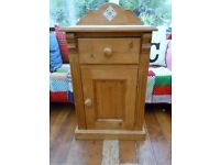CHUNKY PINE FRENCH COUNTRY POT CUPBOARD SHABBY CHIC PROJECT FARMHOUSE KITCHEN
