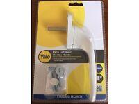 Yale PVCu Left hand window handle