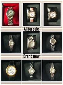 Clearance watches (men's & womens)