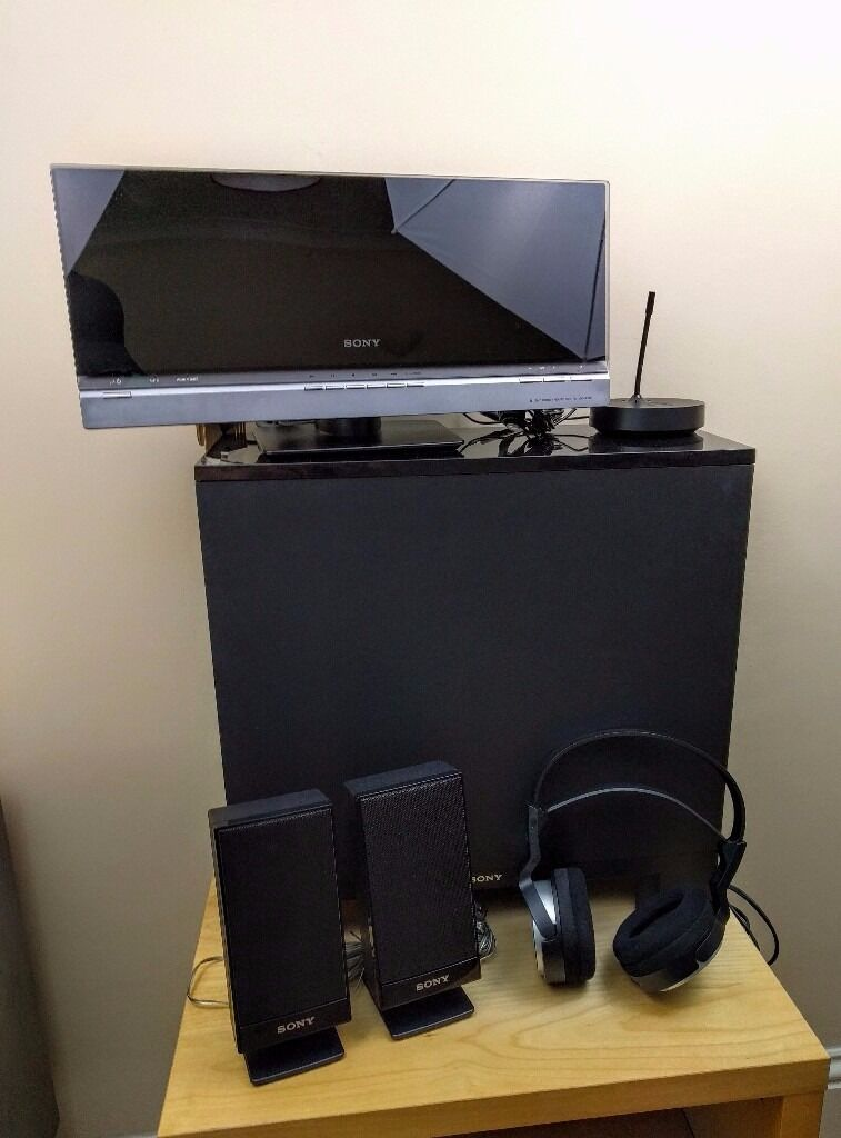 surround sound sony dav f200 dvd player home theater. Black Bedroom Furniture Sets. Home Design Ideas
