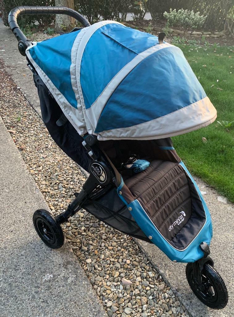 Baby Jogger City Mini GT - Teal / Black | in Paulton ...