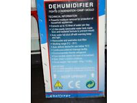 dehumidifier portable