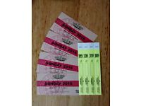 Goodwood Revival Tickets for Sunday 11th September & Free Child Wristbands