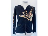 Ladies Ed Hardy Hoody by Christian Audgior
