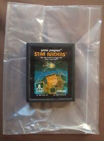 ATARI 2600 - STAR RAIDERS CART