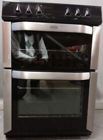 Belling Electric cooker FSE60D0/FS19714,6 months warranty, delivery available in Devon/Cornwall