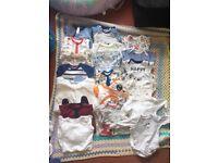 Boys 0-3 bundle clothes