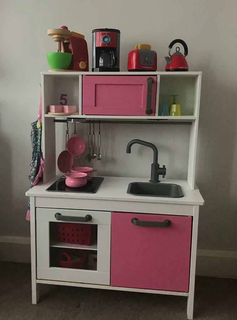 Ikea Toy Kitchen Bespoke In Sutton London Gumtree