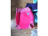 Splash About reusable swimming nappy - Happy Nappy size small 0-3 months