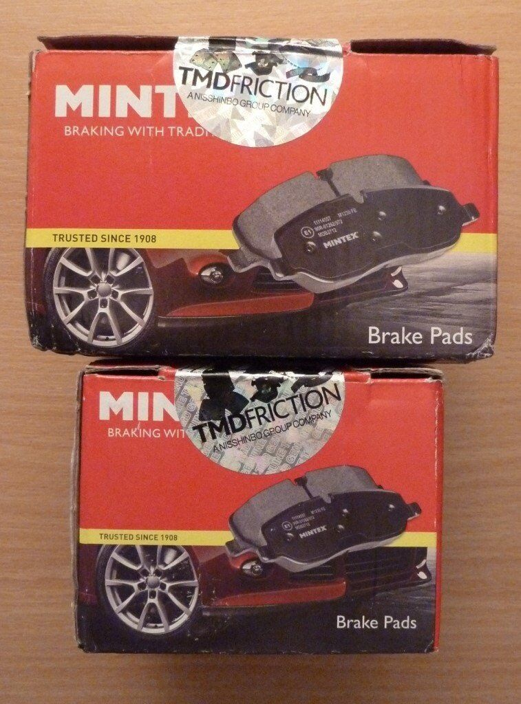 Brake Pads for Mercedes C Class