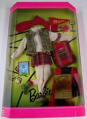 Goin' to the Game (Barbie Millicent Roberts Fashion)(NEW)