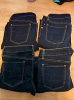 American Eagle Skinny Jeans (SHORT length)