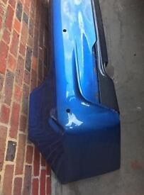 Genuine BMW M Sport Rear bumper and diffuser £65