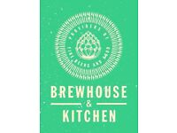 FOH Supervisor - Brewhouse and Kitchen