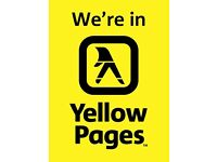 The Fife & Kinross Yellow Pages distribution