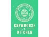 Exciting New Opportunity for a Head Chef in Brew Pub