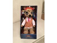 Compare The Market Meerkat ~ Yakov ~ Certificate included