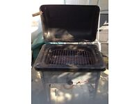 Barbecue with FREE gas cylinder