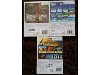 NINTENDO Wii Various Titles of Games