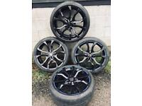 Alloy wheels 5x115