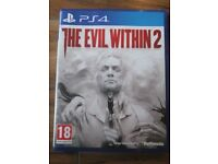 The Evil Within 2 - Sony Playstation 4 - Amazing PS4 Survival Horror Zombie Game like Resident Evil