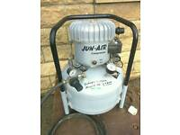 Jun Air 6-25 Silent Air Compressor Ex high school