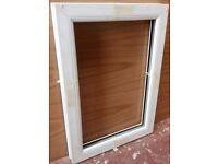 Brand New UPVC Frame Ready For Glazing