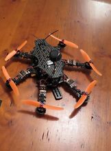 Blackout Mini Spider Hex Drone (quadcopter hexcopter) Cooranbong Lake Macquarie Area Preview