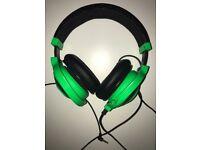 Razer Kraken Pro Neon Green Series
