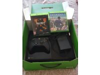 Xbox One 500GB Console Boxed + Games (Read Description)