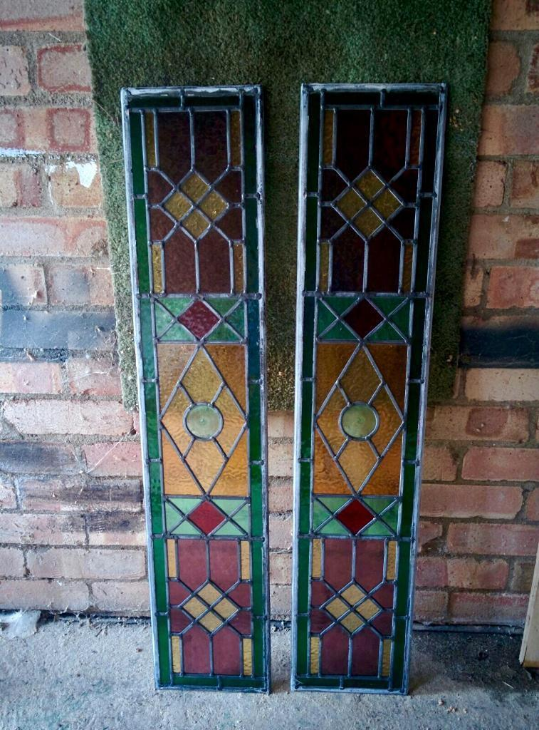 Stained Glass Door Panels In Luton Bedfordshire Gumtree